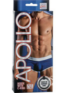 Apollo Boxer With C-ring Blue Large/xtra Large