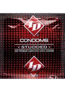Id Studded Condom (3 Pack)