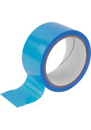 Neon Pleasure Bondage Tape Blue 35 Inches