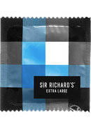 Sir Richards Extra Large Latex Condoms 12 Each Per Pack
