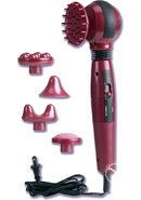 Infared Electric Massagern Red