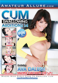 Cum Swallowing Auditions 14