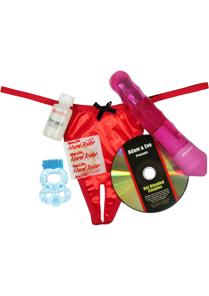Adam And Eve Holiday Kit